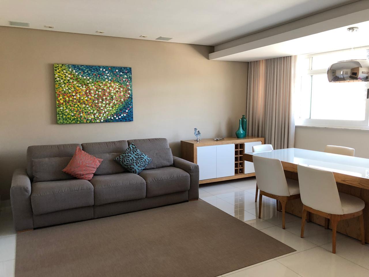 Apartamento de 154,60m²,  à venda