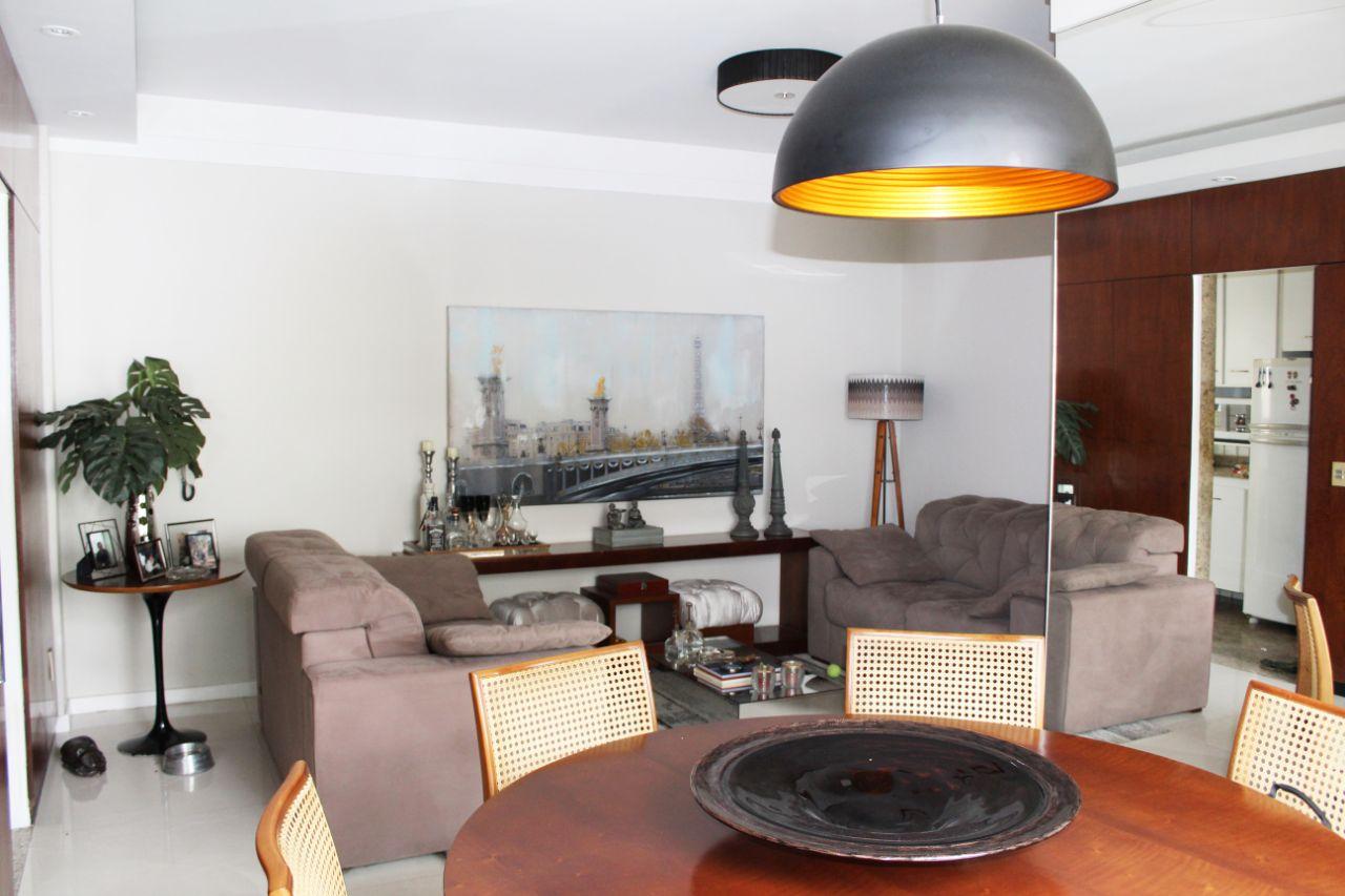 Apartamento de 126,62m²,  à venda