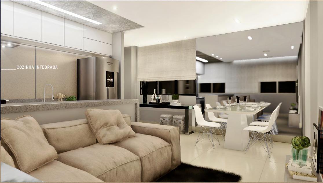 Apartamento de 55,40m²,  à venda