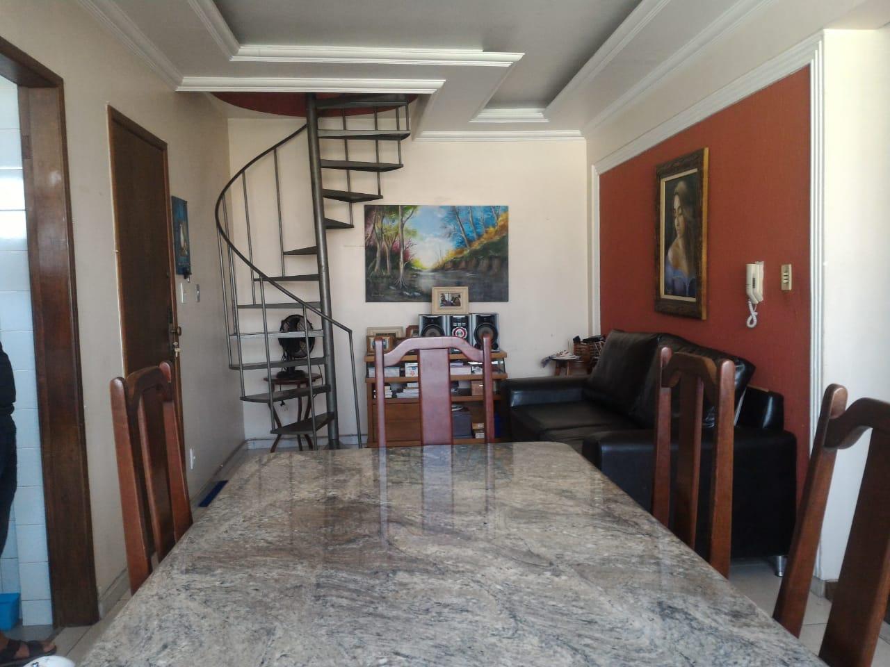 Cobertura de 166,98m²,  à venda