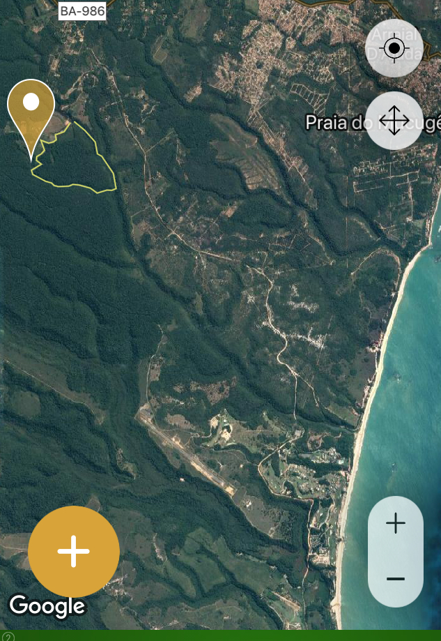 Terreno / Área de 660.000,00m²,  à venda