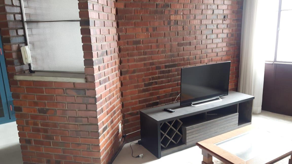 Apartamento de 50,00m²,  para alugar