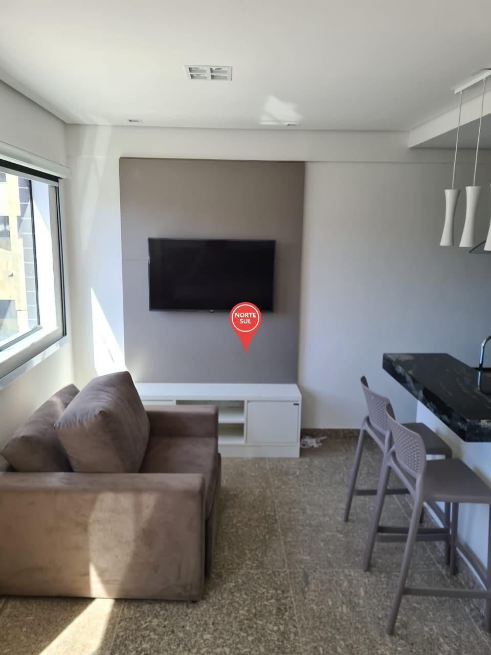 Flat de 26,00m²,  à venda