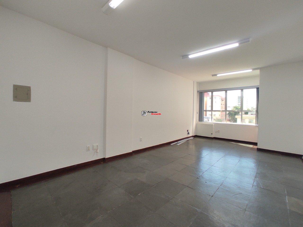 Sala de 43,05m²,  para alugar