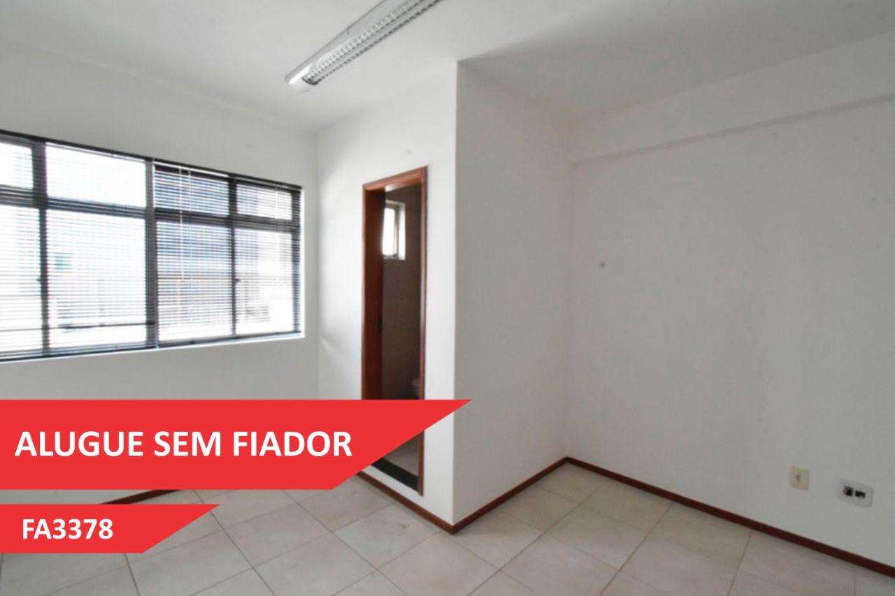 Sala de 26,65m²,  para alugar
