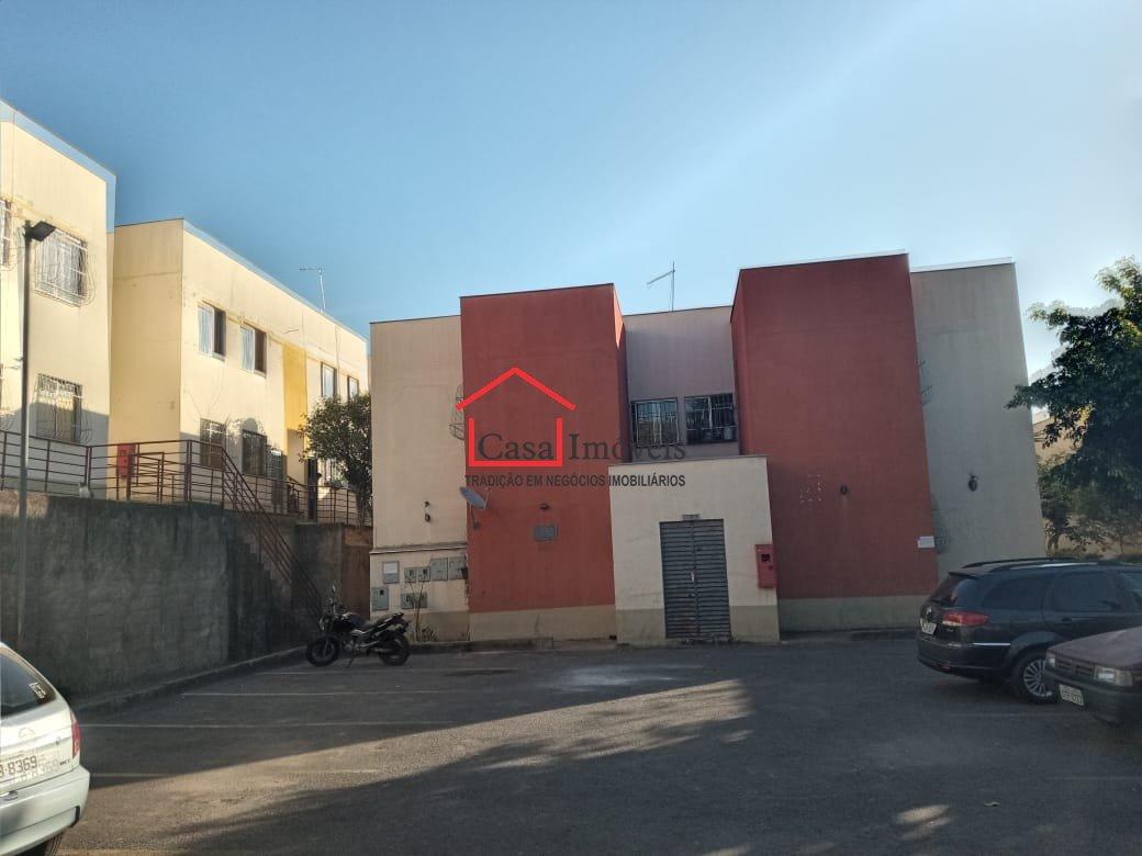 Apartamento de 48,95m²,  para alugar
