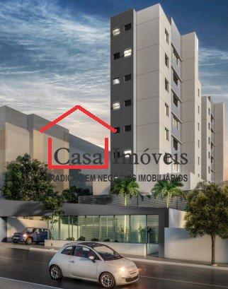Apartamento de 61,88m²,  à venda