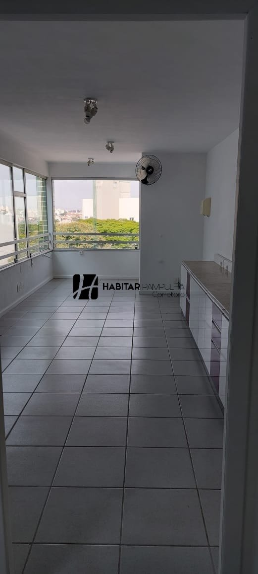 Sala de 35,66m²,  para alugar