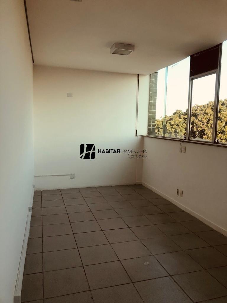Sala de 70,16m²,  para alugar