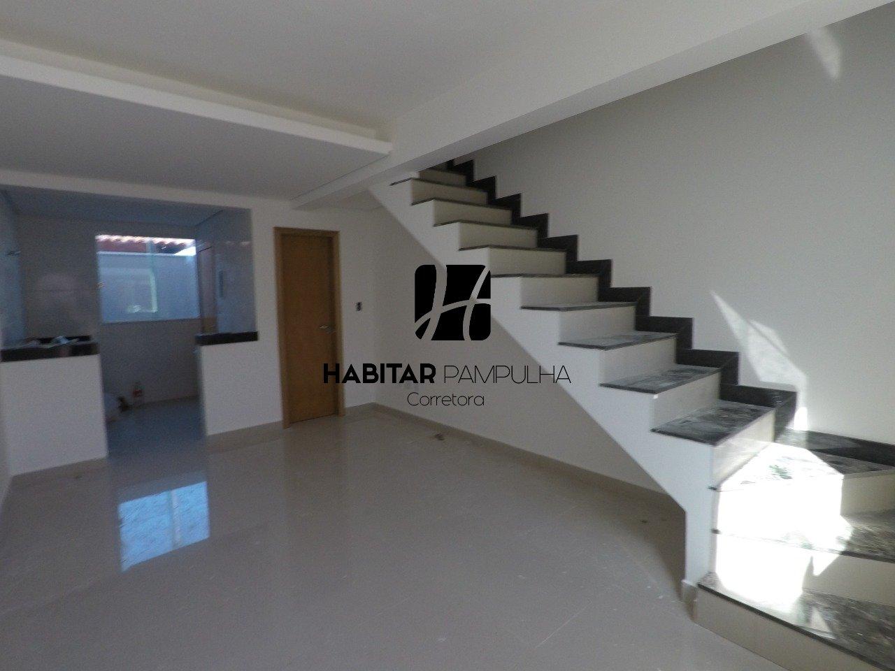 Casa geminada de 48,00m²,  à venda