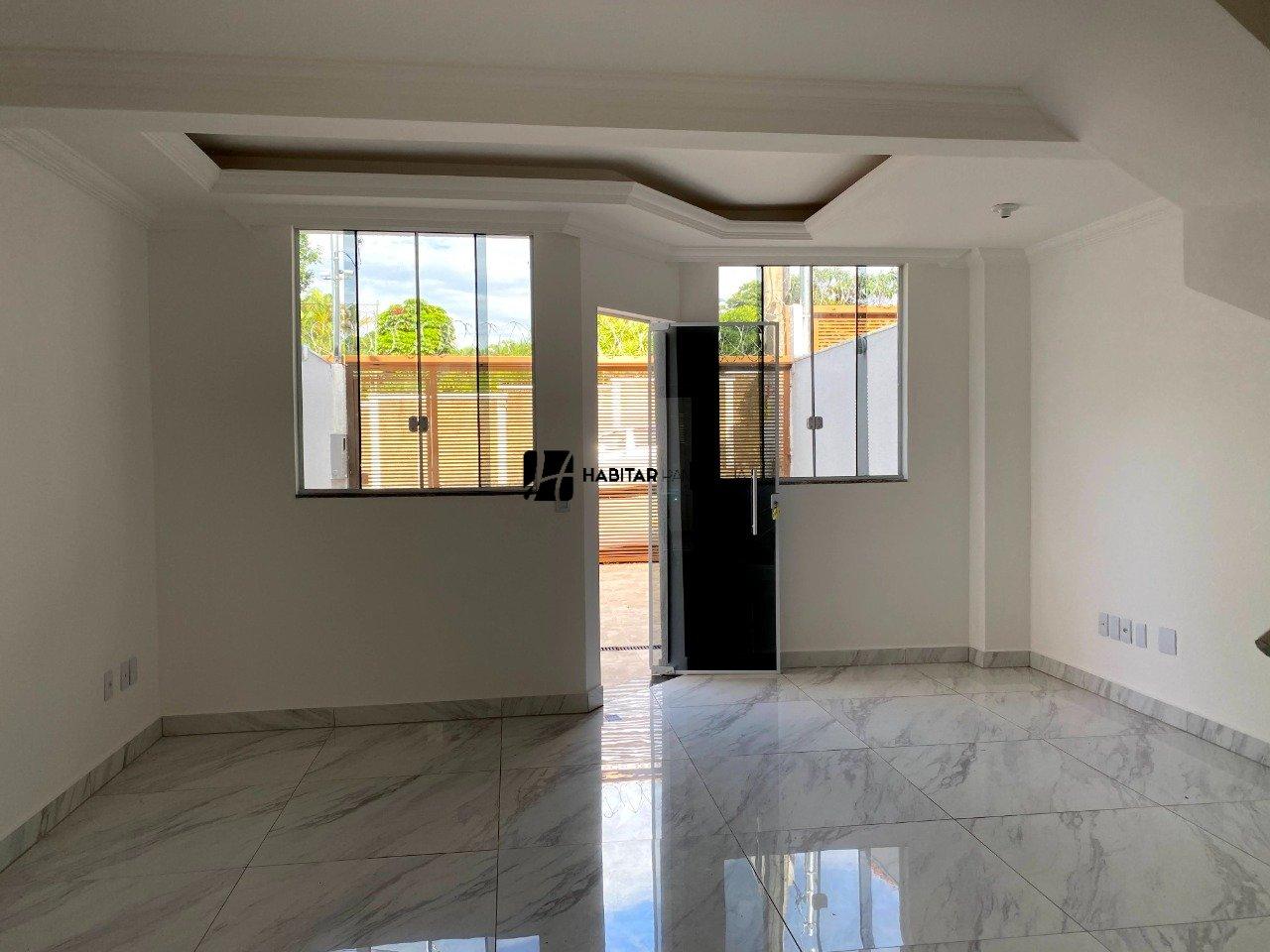 Casa geminada de 126,98m²,  à venda