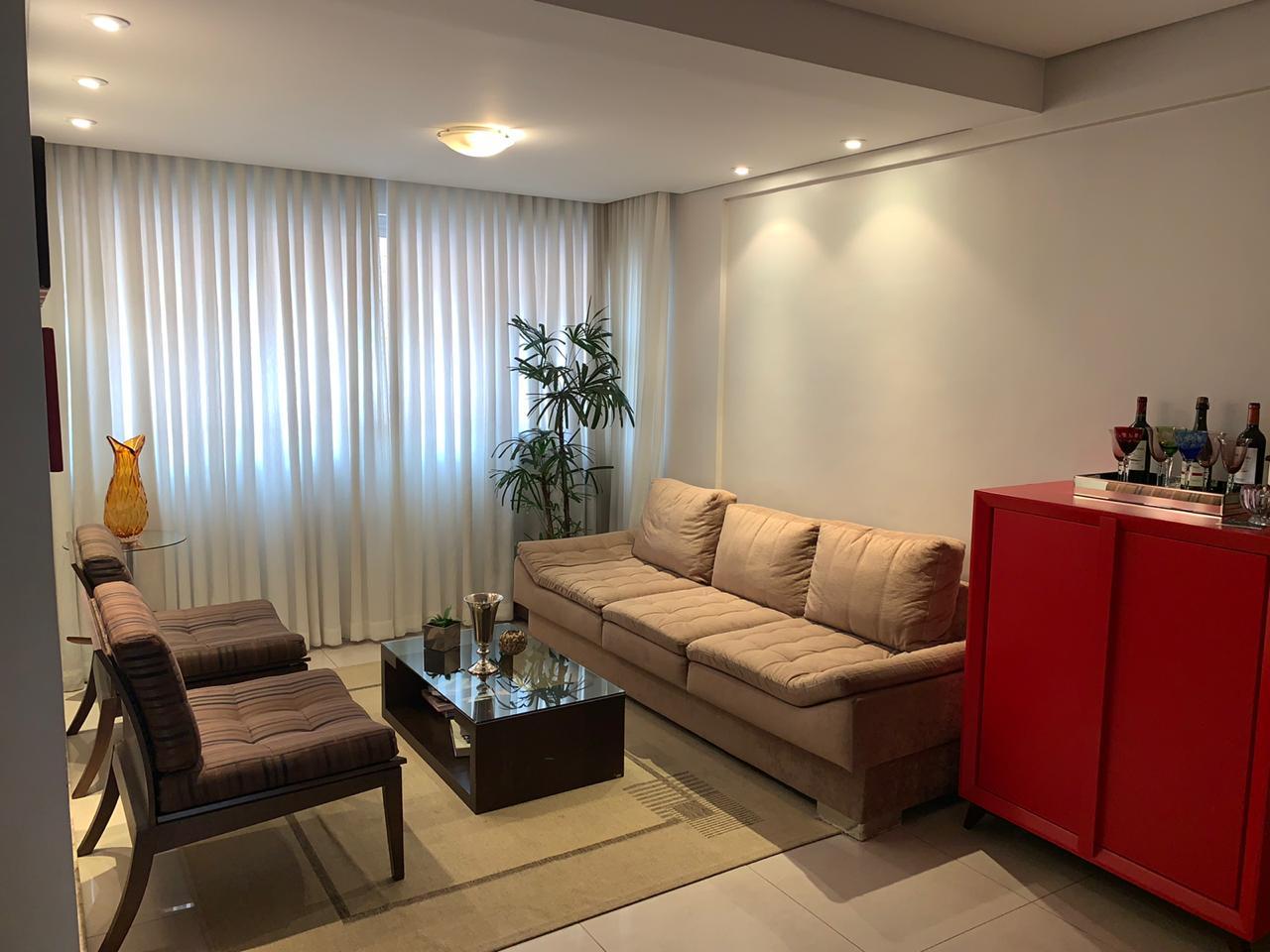Apartamento de 119,00m²,  à venda