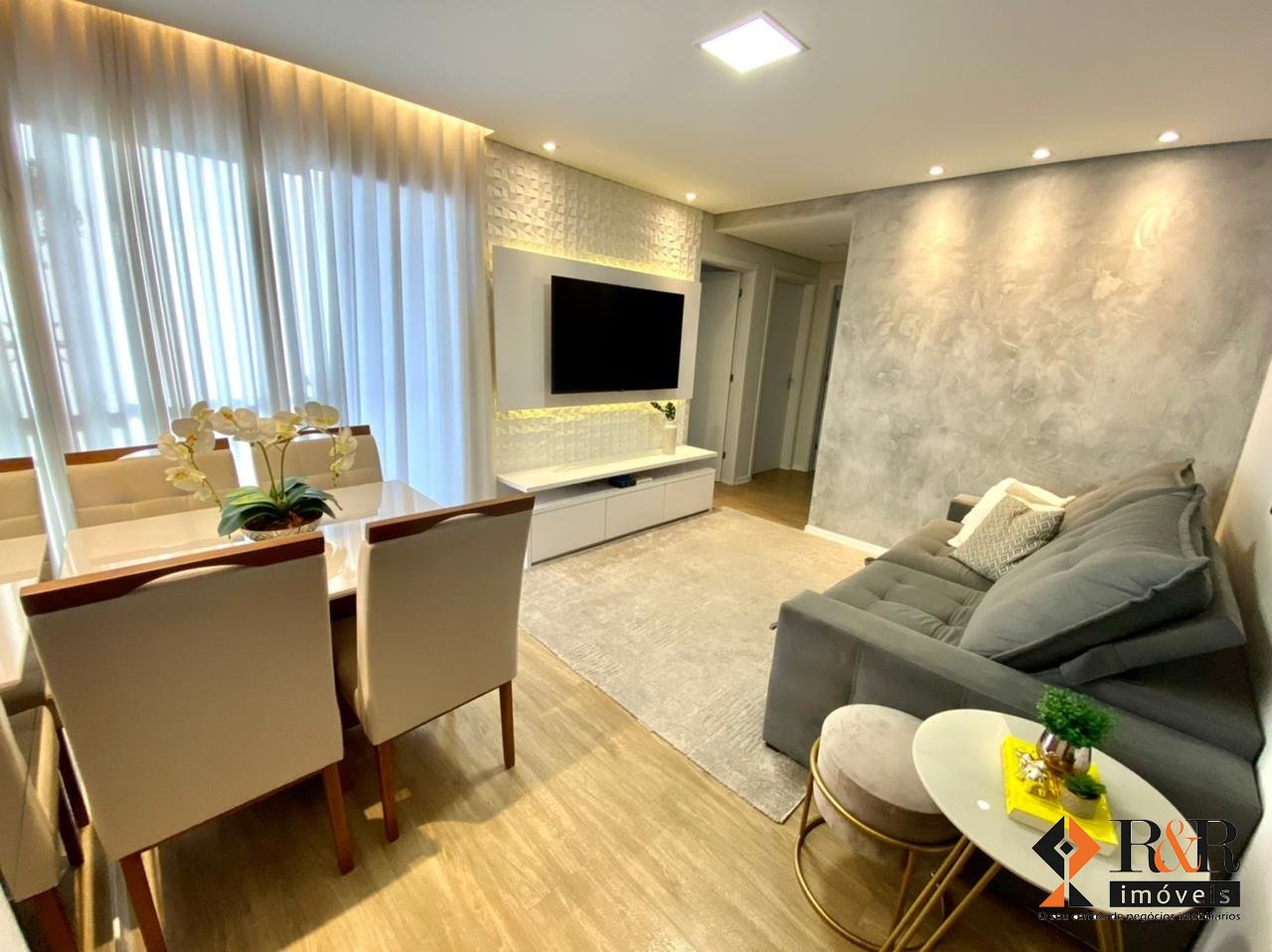 Apartamento de 65,86m²,  à venda
