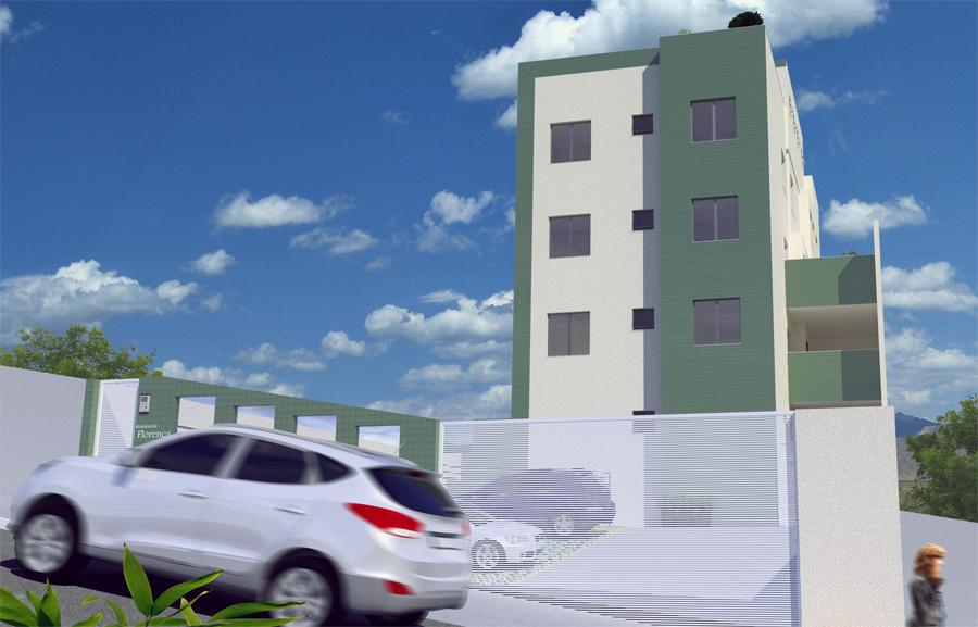 Área privativa de 54,70m²,  à venda