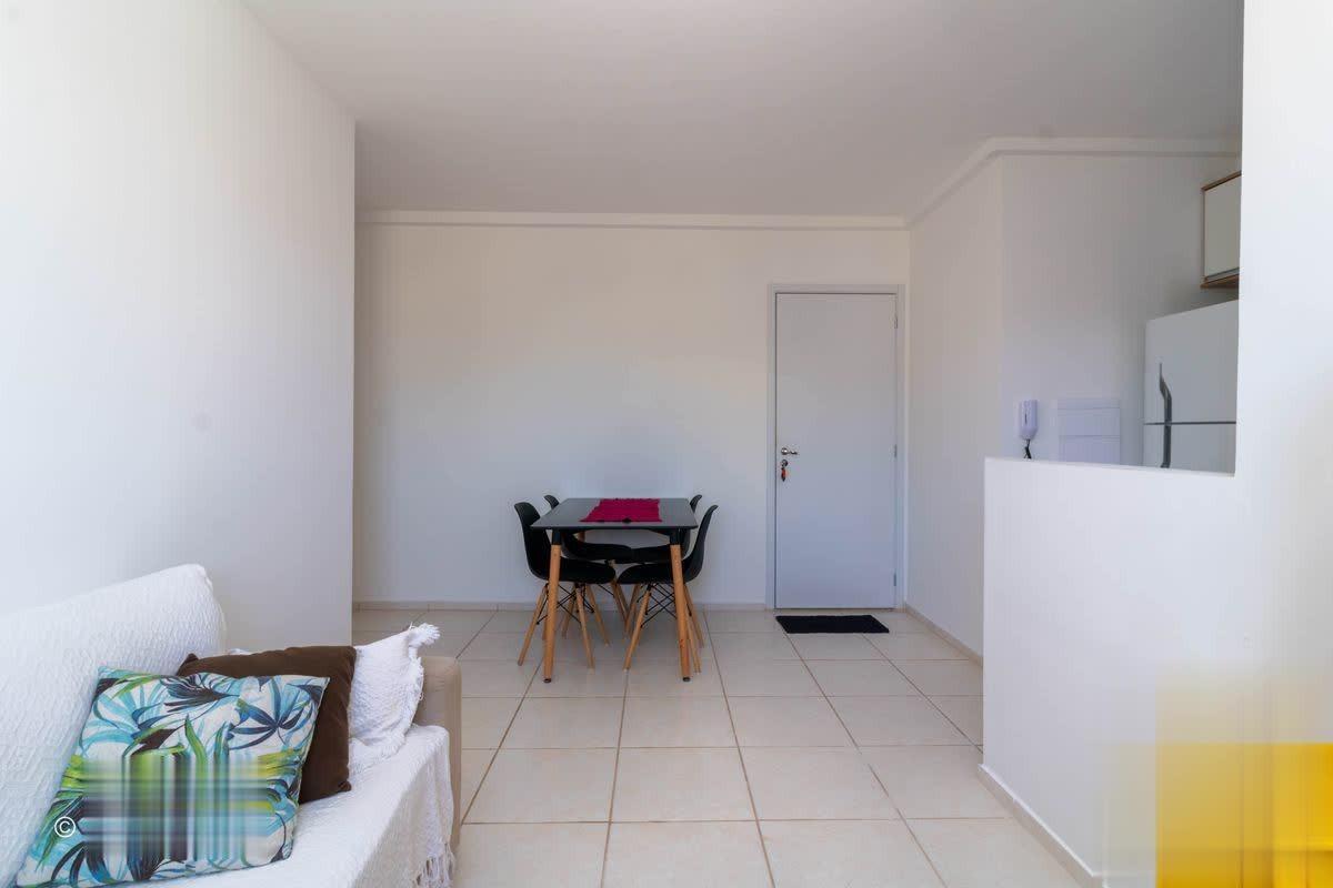 Apartamento de 57,00m²,  à venda