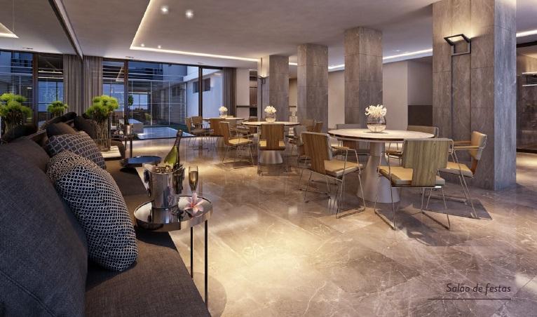 Apartamento de 87,19m²,  à venda