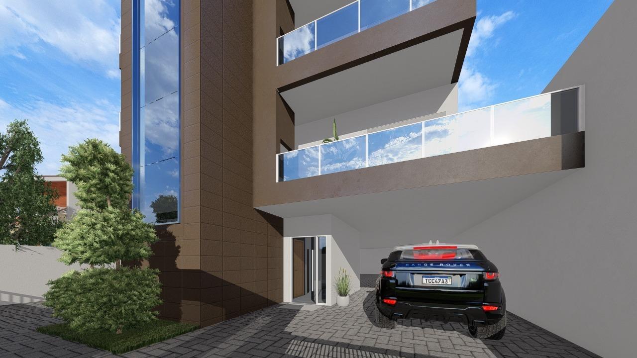 Apartamento de 76,11m²,  à venda