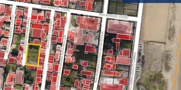 Terreno / Área de 870,00m²,  à venda
