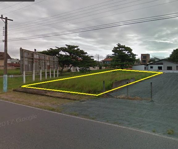 Terreno / Área de 448,00m²,  à venda