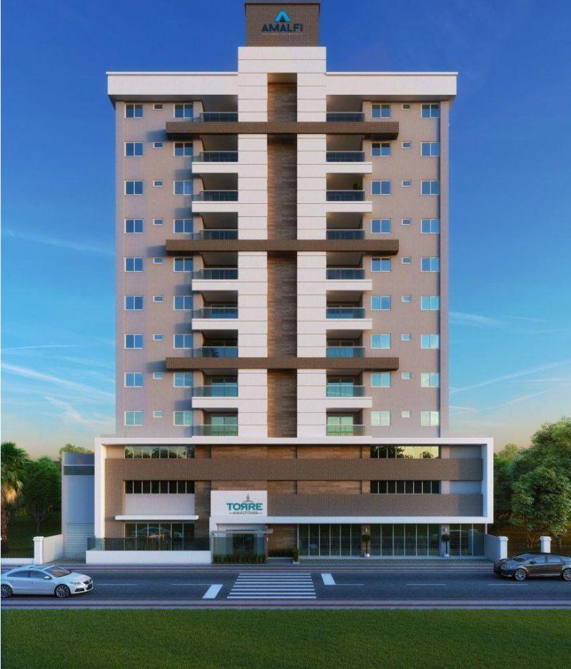 Apartamento de 100,34m²,  à venda