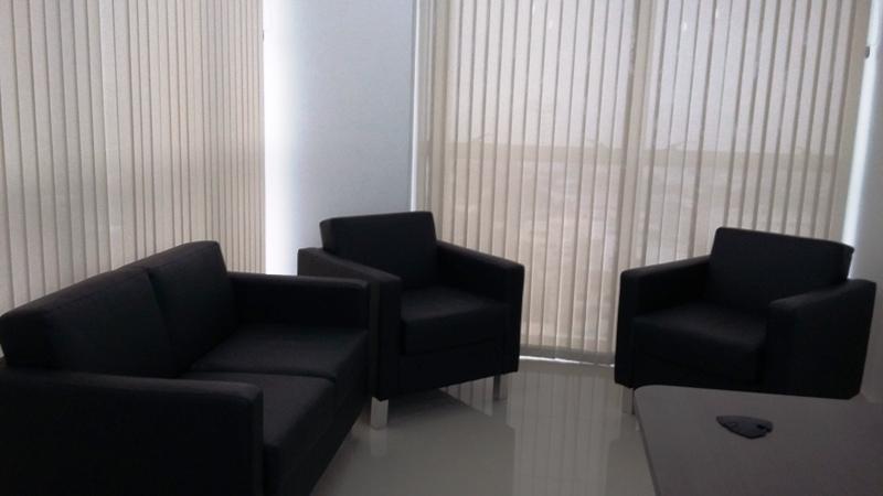 Sala de 45,62m²,  à venda