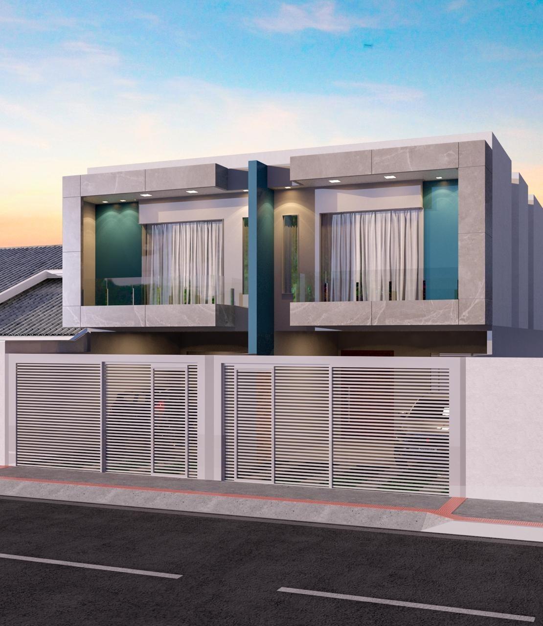 Casa Duplex de 135,00m²,  à venda