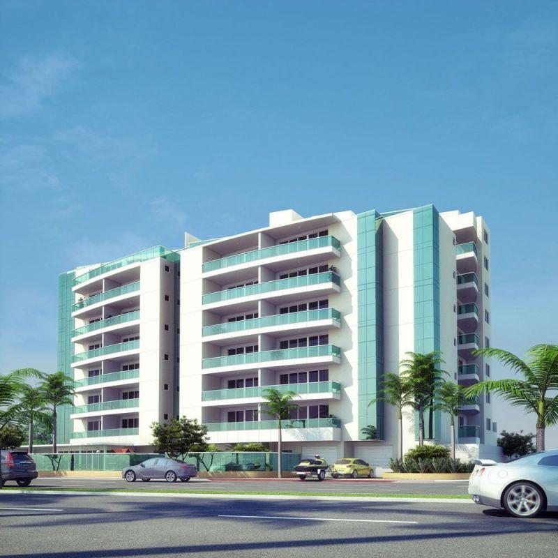 Apartamento de 122,87m²,  à venda