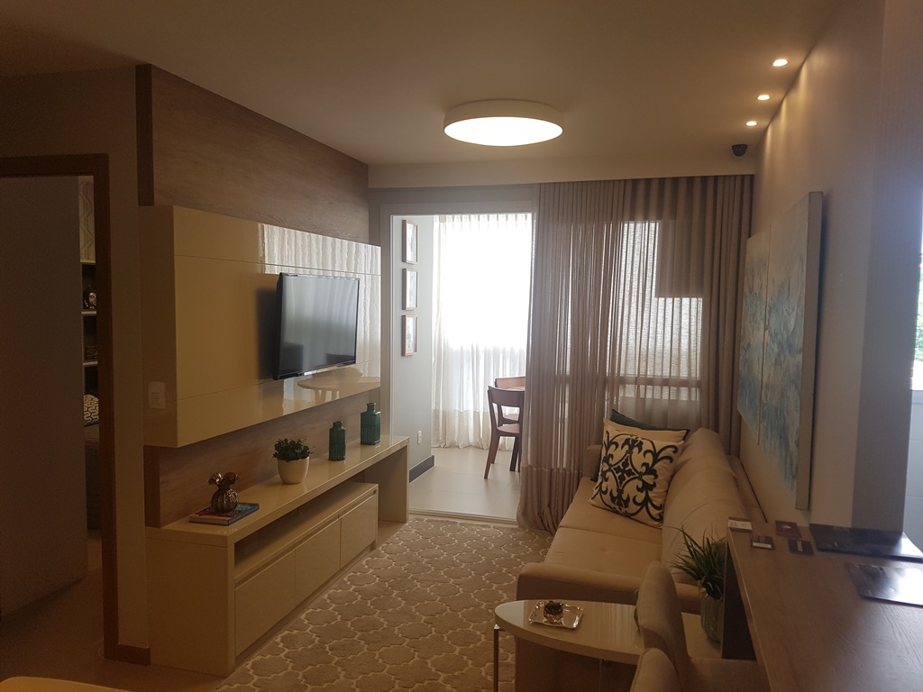 Apartamento de 67,30m²,  à venda