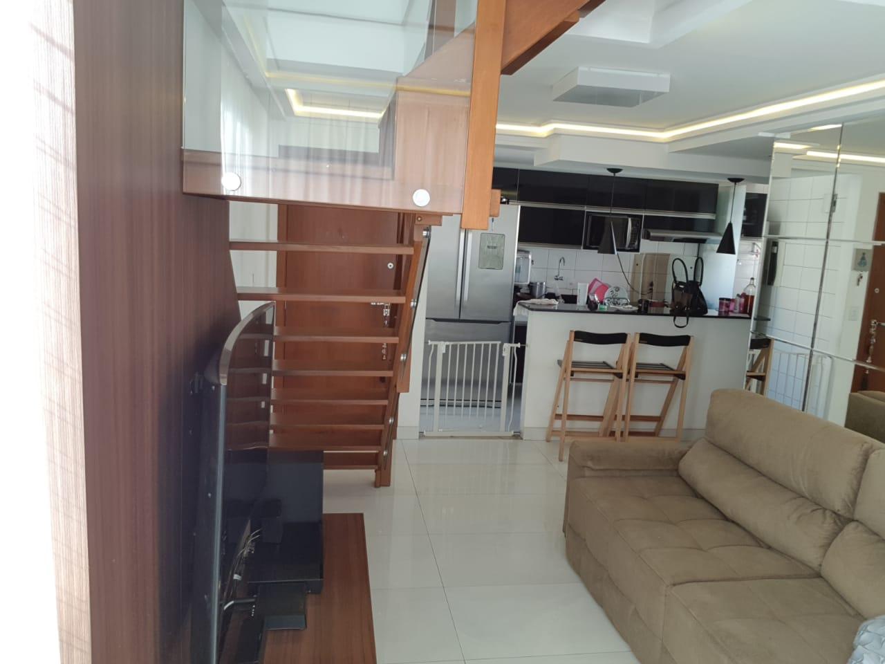 Cobertura Duplex de 128,00m²,  à venda