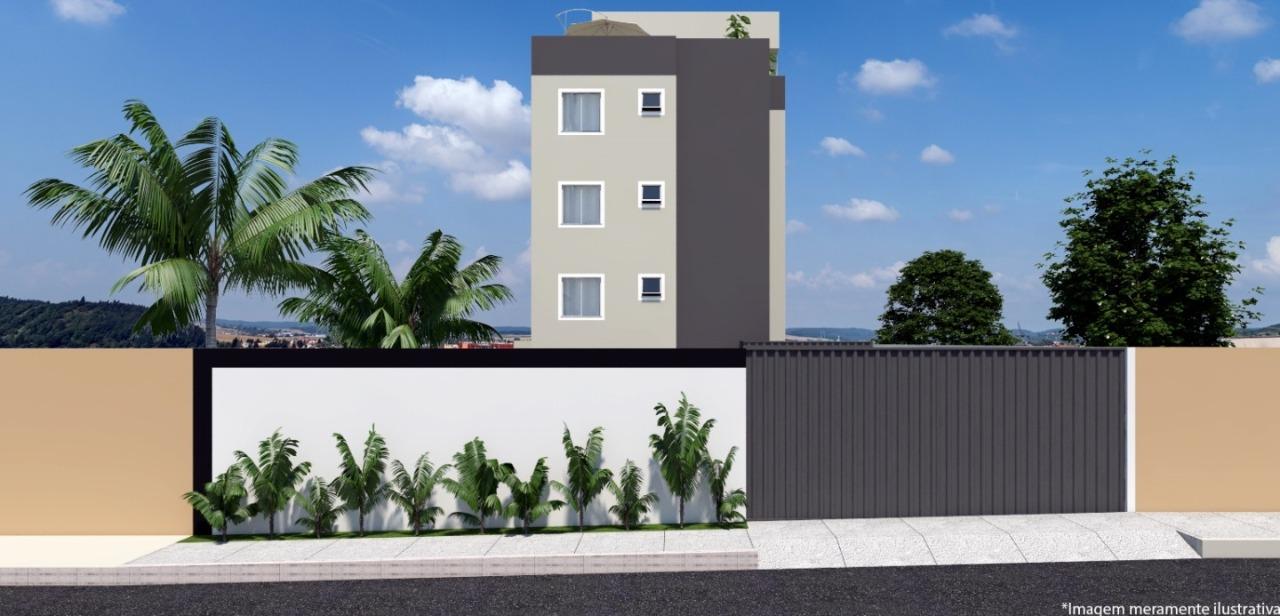 Apartamento de 49,45m²,  à venda