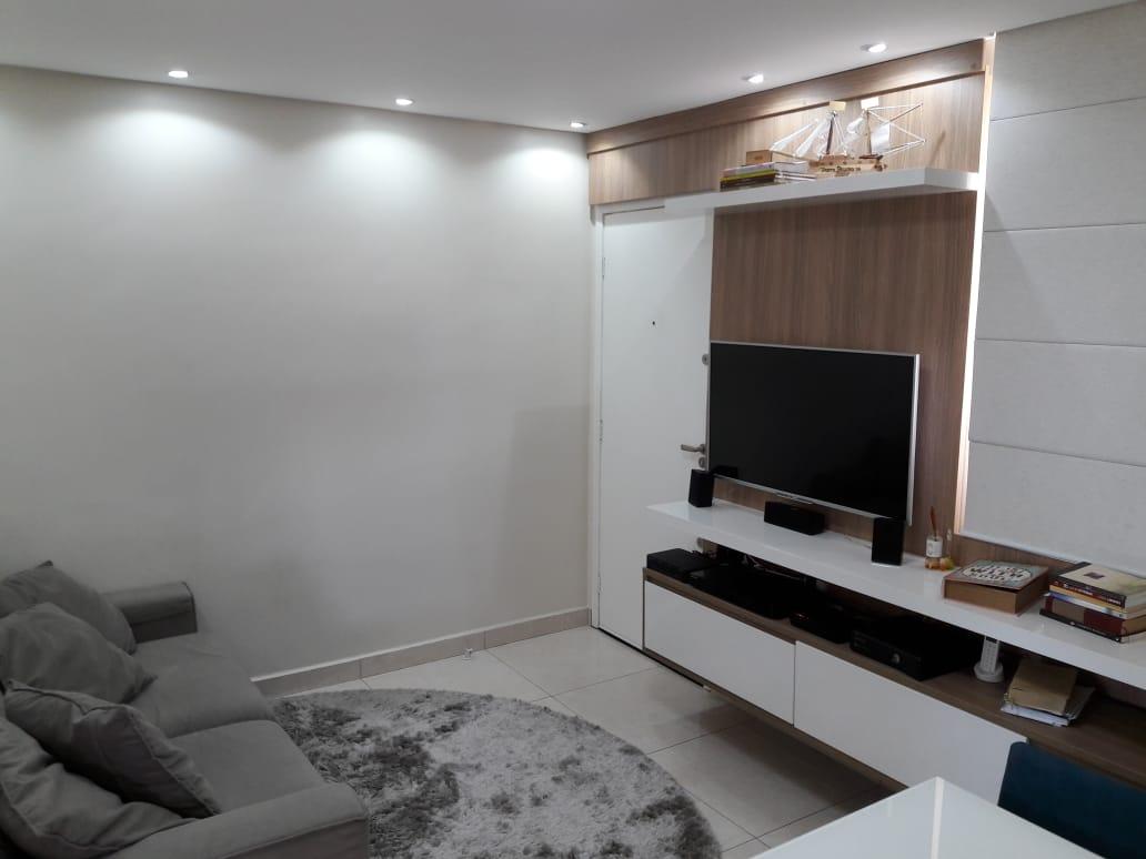 Apartamento de 58,35m²,  à venda