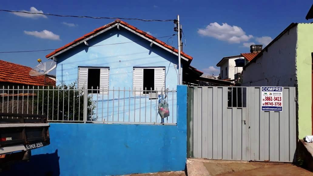 Casa de 55,00m²,  à venda