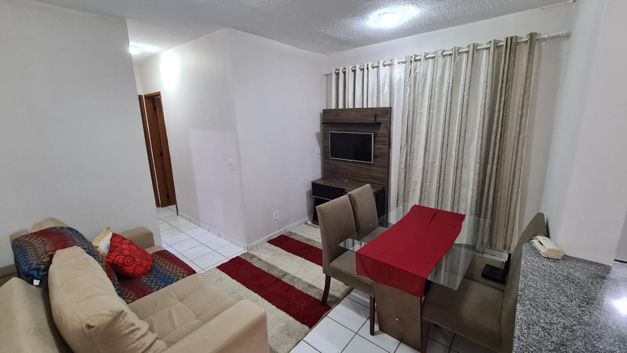 Apartamento de 61,82m²,  à venda