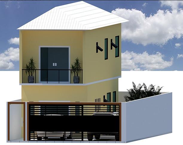 Casa de 170,90m²,  à venda