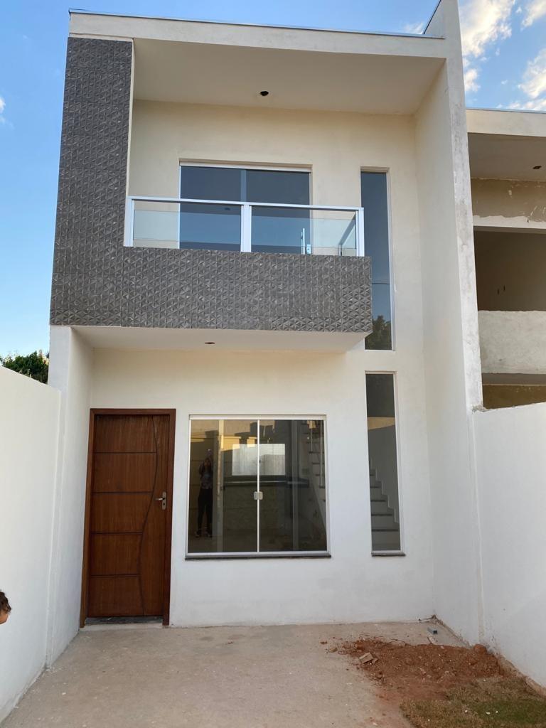 Casa Duplex de 120,00m²,  à venda