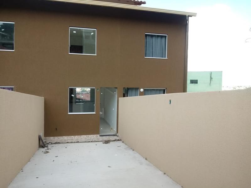 Casa Duplex de 109,00m²,  à venda