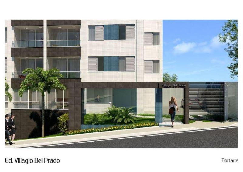 Apartamento de 94,50m²,  à venda