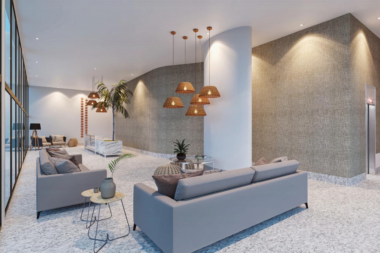 Apartamento de 108,30m²,  à venda