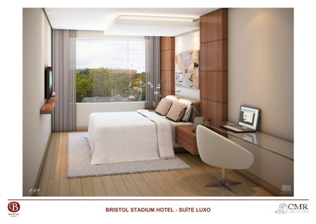 Apart Hotel de 27,57m²,  à venda