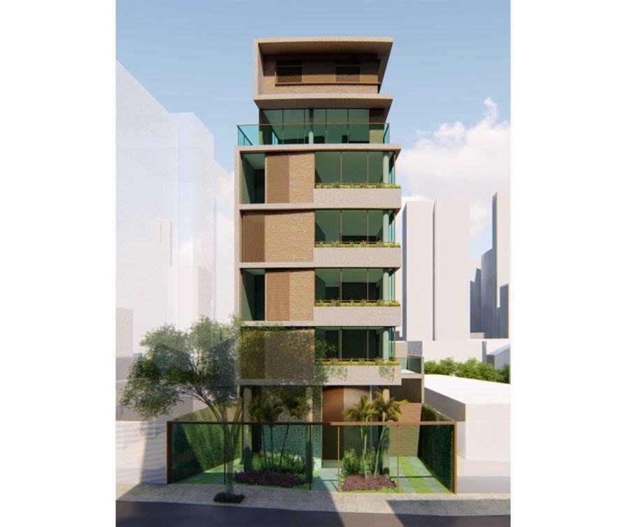 Cobertura Duplex de 85,44m²,  à venda