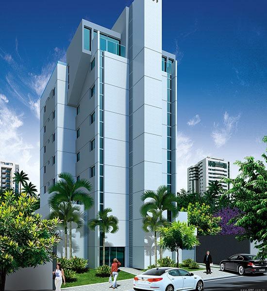 Apartamento de 97,54m²,  à venda