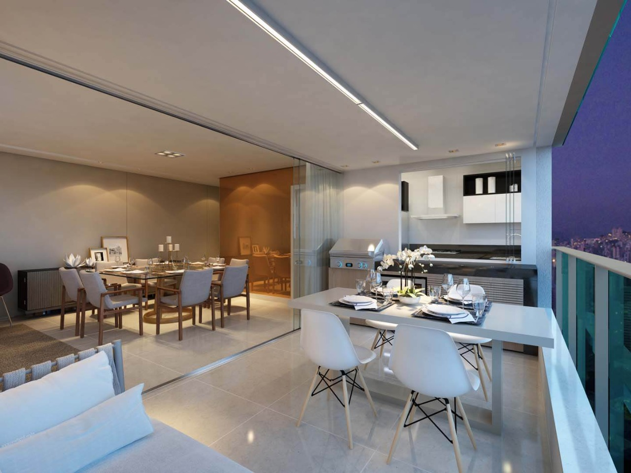 Apartamento de 145,15m²,  à venda