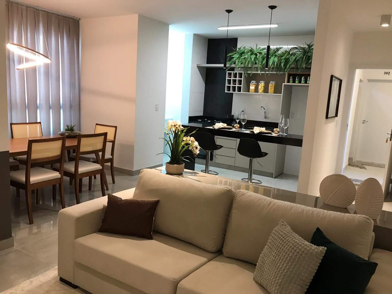 Apartamento de 78,58m²,  à venda