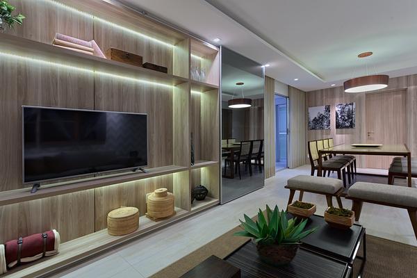 Apartamento de 112,91m²,  à venda