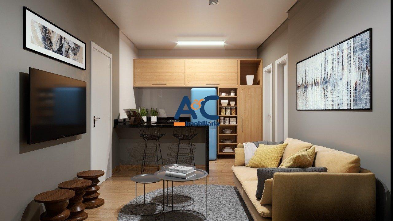 Apartamento de 30,10m²,  à venda