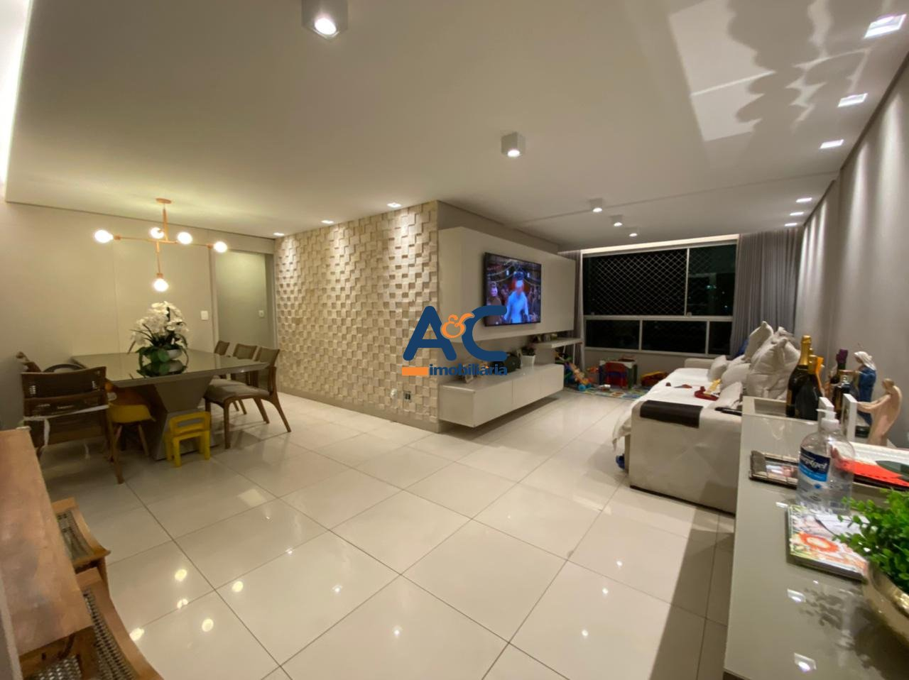 Apartamento de 135,00m²,  à venda