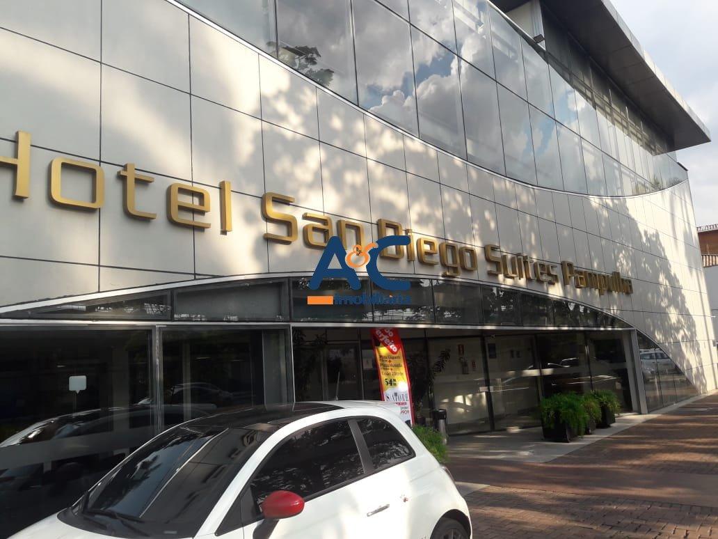 Apart Hotel de 35,00m²,  à venda