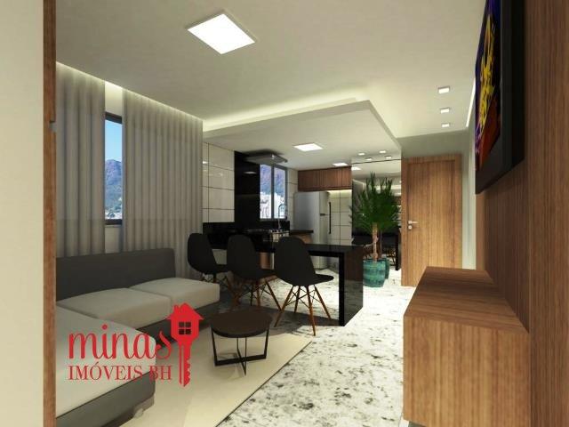 Apartamento de 78,91m²,  à venda