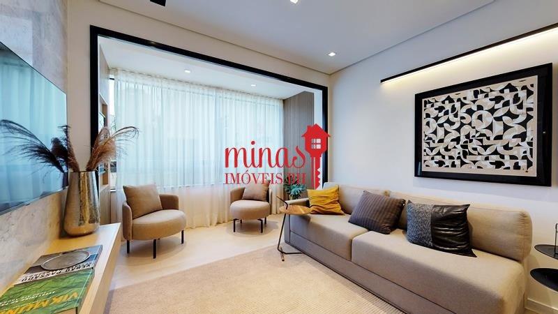 Apartamento de 58,89m²,  à venda