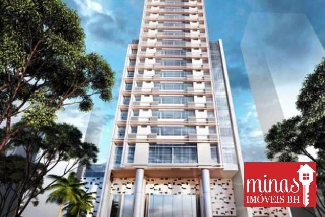 Apartamento de 41,96m²,  à venda